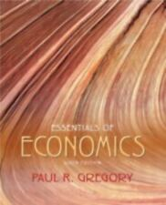 NEW - Essentials of Economics (6th Edition) by Gregory, Paul R.