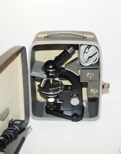 Leitz SM-Pol Polarizing Microscope with Carrying Case