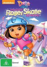 Dora The Explorer - Dora's Great Roller Skate Adventure (DVD, 2015) R4