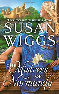 The Mistress of Normandy (Women of War) by Wiggs, Susan Book The Cheap Fast Free