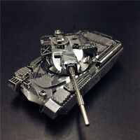 3D Metal model kit Tank Assembly Model DIY Laser Cut Model puzzle adult toys