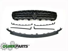 2015-2018 Dodge Charger Production Style Cross Hair Front Grille Mopar OEM NEW