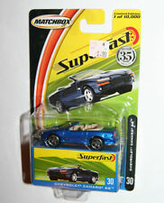 Matchbox Chevrolet Diecast Cars