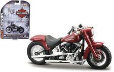 Harley Davidson 2000 FLSTF Street Stalker, Maisto Motorcycle Model 1:24