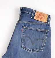 Levi's Strauss & Co Hommes 501 Jeans Jambe Droite Taille W38 L28 BBZ662