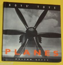 Boys Toys - Planes 2000 Small Book Great pictures! Nice See!