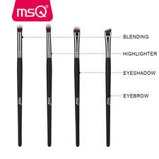 MSQ 4PCS Professional Eye Makeup Brush Set Eyeshadow Brow Concealer Brushes Kits