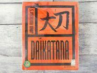 John Romero's Daikatana PC Video Game In Box NEW SEALED