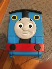 THOMAS the TRAIN~ Carrying Travel Case~ Built In Track & Storage