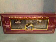 MTH Electric Trains O/O-27 Scale MTH 25th Anniversary 40' Box Car #20-93248 NEW