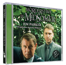 Midsomer Murders Soundtrack OST CD by Jim Parker Foreign Import RARE Brand New