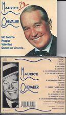 CD 16 TITRES MAURICE CHEVALIER BEST OF 1994 MUSIDISC FRANCE