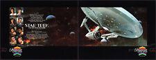 STAR TREK: The Motion Picture__Original 1979 studio promo / poster__JOHN BERKEY