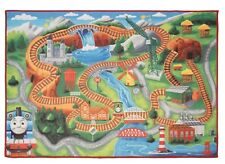 """NEW Thomas & Friends Game Rug (31.5"""" X 44"""")"""