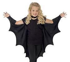 Smiffy's Enfants Unisexe Chauve-Souris Vampire Costume, Ailes, Noir, Taille unique, 44414