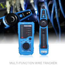 Multi-functional Handheld Wire Tester Line Finder Tracker Cable Testing Tool-