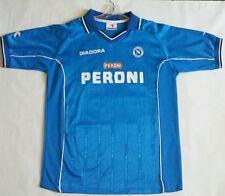 Napoli 2000 Peroni Diadora Home Soccer Calcio Jersey Italy Serie A