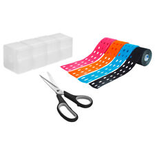 Cure Tape Punch Starter-Set Kinesiologisches Tape, Kinesiologie Tape, 9-tlg.