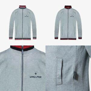 Unisex Zip Through Fleece Jumper Jacket Flat Knit Collar & Cuff 7 to 13 Yeras