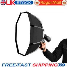 Zeniko 65cm Portable Octagon Umbrella Softbox For Godox AD200 V860II TT685 TT600