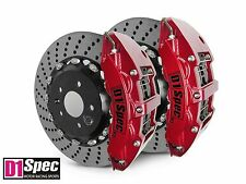 D1 Spec RS Big Brake 6Pot Caliper Anodize Red 380x34 Drill Disc for E90 E92 M3