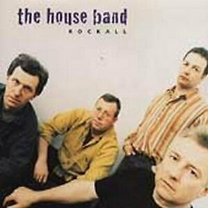 The House Band-Rockall CD NUOVO