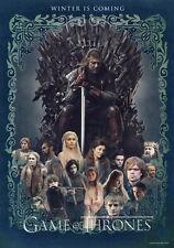 "67 Game of Thrones - TV Show Season Drama Series 14""x20"" Poster"