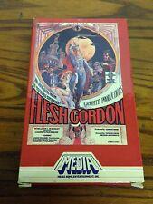 FLESH GORDON Betamax Cassette, 1981 Home Video, Beta
