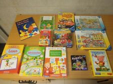 Konvolut Sammlung Spiele Puzzle Kleinkinder Kinder ab ca. 6 Jahre Ravensburger