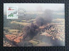 Svezia MK 1986 EUROPA CEPT maximum carta carte MAXIMUM CARD MC cm c2625