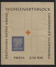 Lokalausgaben (nichtamtl.) Oldenburg Block I F postfrisch (B03430)