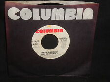 "Keith Barrow ""Turn Me Up (Part 1)"" 45 Single PROMO Mono/Stereo"
