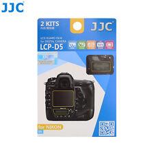 JJC LCD Display Guard Film Screen Protector Cover Case For NIKON D5 DSLR Camera