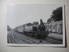 ESP852 - 1950/60s FC VASCO ASTURIANA SA Railway ~ LOCOMOTIVE No103 PHOTO Spain