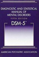 Diagnostic and Statistical Manual of Mental Disorders (DSM-5 ) Paperback