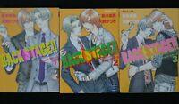 JAPAN Love Stage!! Spin-off novel LOT: Back Stage!! vol.1~3 Set