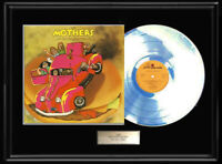 FRANK ZAPPA MOTHERS LP WHITE GOLD SILVER METALIZED RECORD JUST ANOTHER BAND