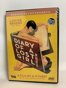 DIARY OF A LOST GIRL rare Hong Kong DVD cult Louise Brooks silent movie