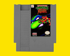 TMNT Teenage Mutant Ninja Turtles Tournament Fighters NES Nintendo USA NTSC game