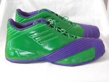 New Adidas TMAC 1 Hulk Marvel Green Purple Mens Shoes Q16926 Size 18