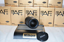 MINT Boxed Nikon Zoom-Nikkor AF-G 28-100 Lens with Warranty, For larger DSLRs