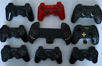 x10 Untested Controller Bundle Sony PlayStation 3, PS3 Nintendo Switch Dualshock