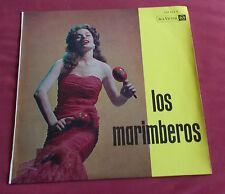 LOS MARIMBEROS  LP ORIG FR 60'S  SUPERBE ETAT