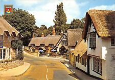 B102927 the old village shanklin isle of wight    uk