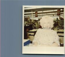 FOUND COLOR PHOTO J+4169 PRETTY BLONDE WOMAN AT CHECKOUT COUNTER?