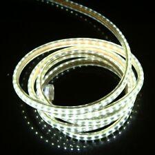 Led strip light 3014 120LED/m IP65 waterproof white with EU power plug AC 220V