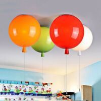 Balloon Lamps Ceiling Lights Colorful Child Room Dining Bedroom Balcony Lighting