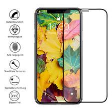 CELLBEE iPhone X XR XS Max Panzerfolie Glas, Fusion Displayschutzfolie Antidust