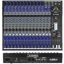 WHARFEDALE PRO SL 1224 USB efx mixer audio professionale 16 canali x sudio live