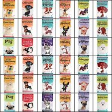 Paper Island - Dog / Cat Sign /  Tin Plaque Pug, Bulldog, Boxer, cockerpoo